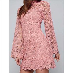 🆕Bebe Crochet Lace Cocktail Dress